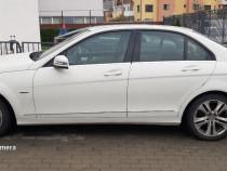 Mercedes c class 220