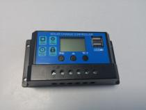 Controler/regulator panou solar PWM 60 A, 12/24 V
