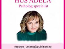 Psiholog Oradea, cabinet psihologic, aviz psihologic logoped