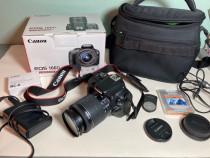 Canon EOS 100D 18-55 mm