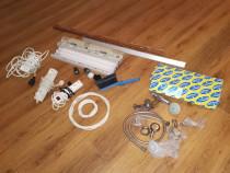 Prelungitor baterie dus teava cupru cablu electric dulie