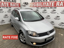 Volkswagen Vw Golf 6 Plus 2011 Benzina 1.4 Clasic-RATE-
