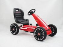 Masintua GO Kart cu pedale Pentru copii de la Fiat Abarth