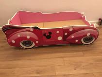 Pat Minnie Mouse roz