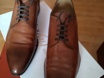 Pantofi eleganți piele marca Why Denis