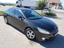Peugeot 508 1.6 Thp, 156 cp, an 2011, euro 5, mocca brown