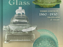 Carte enciclopedia obiectelor din sticla presata antichitati