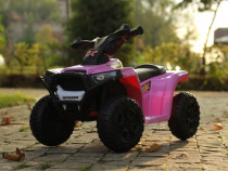 ATV electric pentru copii BJ-116 motor 25W baterie 6V 4.5Ah