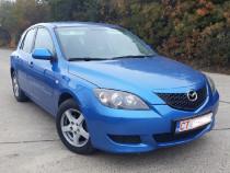 Mazda 3 2006, Euro 4, ITP 11.2021, Carlig detasabil, Klima..