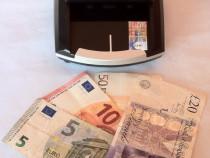 Detector bancnote automat verificator bancnote