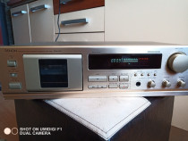 Denon DRM 550 deck audio gold