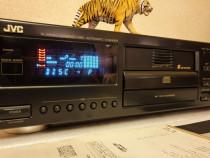 Jvc XL-M516BK. Operă de artă. Cd changer 6+1 disc,10/10 !