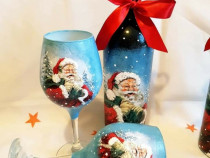 Sticle și pahare personalizate