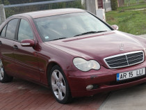 Mercedes C200 / C220 - an 2002, 2.2 Cdi (Diesel)