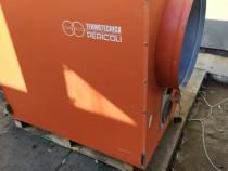 Generator aer cald cu ulei ars ( uzat ) sau gaz