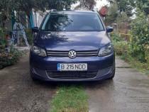 VW Touran 2011, 5 locuri, 140cp, cutie manuala 6+1