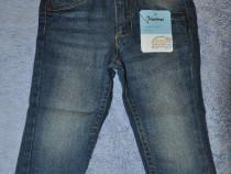 Blugi copii marimea 74/80 / Pantaloni Denim Style Germania