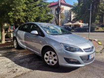OPEL ASTRA J, an 2015, Euro6, 1.4 i, 105 CP