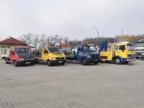 Tractări auto tractări autoturisme dube camioane utilaje