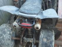 Schimb atv defect cu motocros 125