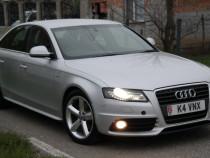 Audi A4 S-Line - an 2009, 2.0 Tdi (Diesel)