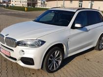 BMW X5 alb M50D, softclose, distronic, panoramic, Germania