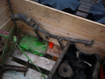 Capac cutie de viteze tractor fiat 215 original piese