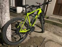 Bicicleta electrica E-Bike Devron Riddle Man E1.7