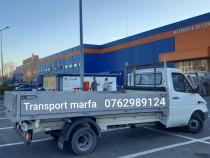 Transport basculabil marfa