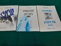 Lot 3 cărți poezie valeriu petru : orizont închis, omagiu du