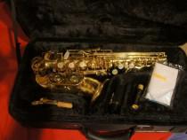 Saxofon sopran indoit (saxofon mic) Thomann TCS-350