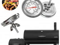 Termometru inox gratar gril cuptor barbeque boiler max 530 g
