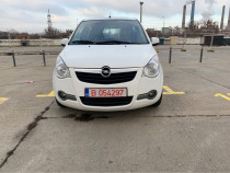 Opel agila 2010 benzina 1,0