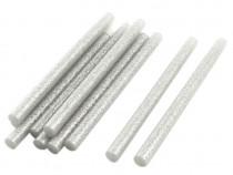 Set 10 rezerve silicon 11mm MRG, Lungime 20cm, Gri C41