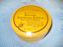 B929-I-Cutie medicamente Romania veche A.v. Waldheim's inter