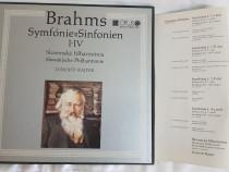Colectie muzica - 10 discuri de vinil -Johannes Brahms-discu