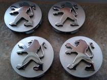Set4 capacele originale jante aliaj Peugeot in stare noua