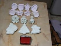 Forma din plastic cu arc pentru biscuiti