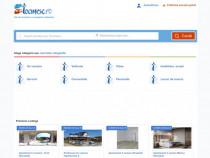 Site-portal de mica publicitate Tocmesc.ro