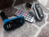 Modulator bluetooth muzica de pe telefon direct in masina