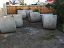 Tuburi din beton armate și nearmate