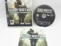 PS3 Call of Duty 4 Modern Warfare pentru PlayStation 3