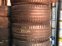 Set anvelope vară FULDA 225 40 R18 fabricație 2017/2018.