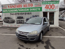 Opel Corsa,1.2Benzina,2005,AC,Finantare Rate