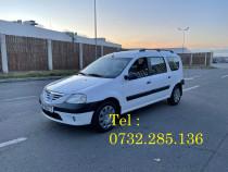 Dacia logan mcv - 7 locuri - 1.6 mpi euro 4 -full option