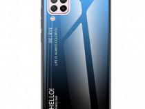 Husa telefon Plastic Huawei P40 Lite Aurora Dark Blue PRODUS