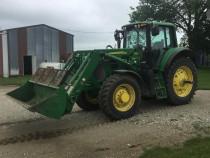 Tractor John Deere 7430 Premium cu încărcător