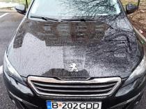 Peugeot 308 1,6 benzina 125 CP 2015, 57000 km ITP18.01.2023