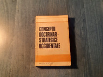 Conceptii doctrinar strategice occidentale Aurel Petrii