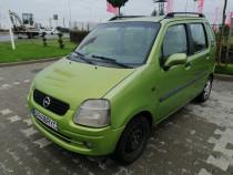 Opel Agila cu GPL